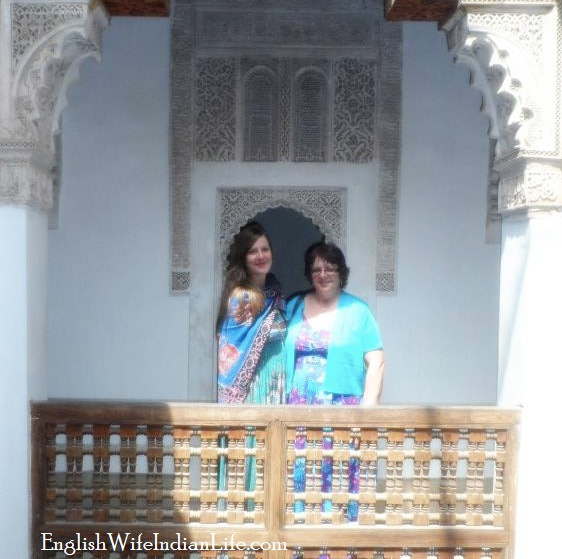 Morocco Mother and Daughter holiday