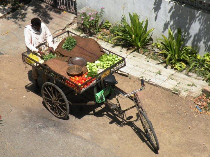 vegetable wallah